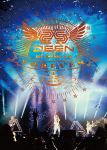 DEEN/DEEN at BUDOKAN FOREVER ~25th Anniversary~(完全生産限定盤)(Blu-ray Disc)