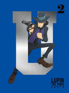 ルパン三世 PART5 Vol.2(Blu-ray Disc)