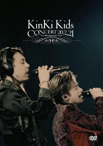 KinKi Kids/KinKi Kids CONCERT 20.2.21 -Everything happens for a reason-(通常盤)