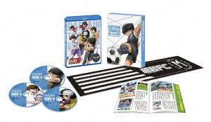 キャプテン翼 Blu-ray BOX ~小学生編 下巻~(初回仕様版)(Blu-ray Disc)