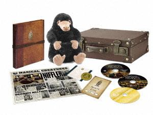 ファンタスティック・ビーストと魔法使いの旅 プレミアムBOX<シリアル認定証付>(1,000セット限定生産)(Blu-ray Disc)