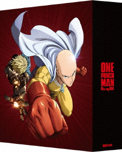 ワンパンマン Blu-ray BOX(特装限定版)(Blu-ray Disc)