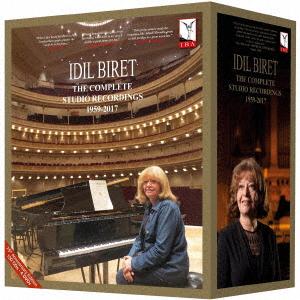 ビレット/イディル・ビレット:生誕70周年記念完全録音集(130枚組)(4DVD付)