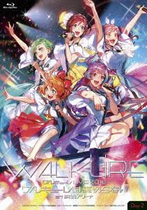 """LIVE 2018""""ワルキューレは裏切らない"""" at 横浜アリーナ <Day-2>(Blu-ray Disc)"""