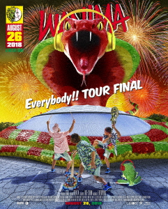 WANIMA/Everybody!!TOUR FINAL(Blu-ray Disc)