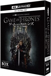 ゲーム・オブ・スローンズ 第一章:七王国戦記 コンプリート・ボックス(4K ULTRA HD+ブルーレイ)