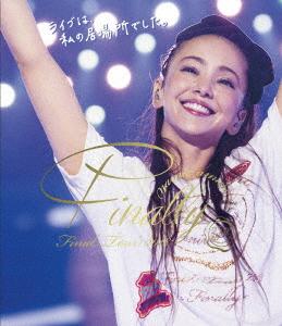 安室奈美恵/namie amuro Final Tour 2018 ~Finally~(東京ドーム最終公演+25周年沖縄ライブ)(通常盤)(Blu-ray Disc)