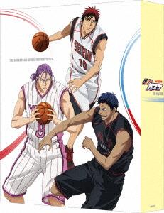 黒子のバスケ 2nd SEASON Blu-ray BOX(Blu-ray Disc)