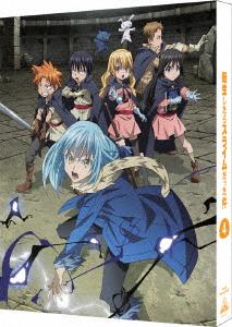 転生したらスライムだった件(4)(特装限定版)(Blu-ray Disc)