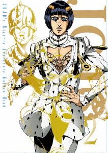 ジョジョの奇妙な冒険 黄金の風 Vol.2(初回仕様版)(Blu-ray Disc)