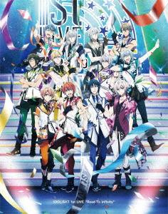 アイドリッシュセブン 1st LIVE「Road To Infinity」 Blu-ray BOX -Limited Edition-(Blu-ray Disc)