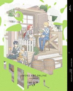ソードアート・オンライン アリシゼーション 3(完全生産限定版)(Blu-ray Disc)