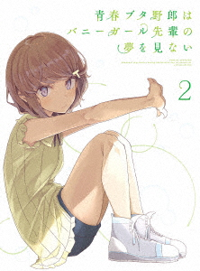 青春ブタ野郎はバニーガール先輩の夢を見ない 2(完全生産限定版)(Blu-ray Disc)