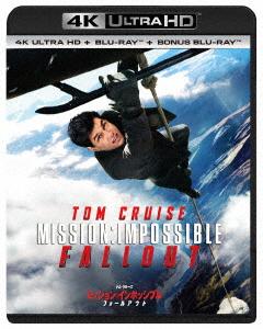 ミッション:インポッシブル/フォールアウト(4K ULTRA HD+ブルーレイ)