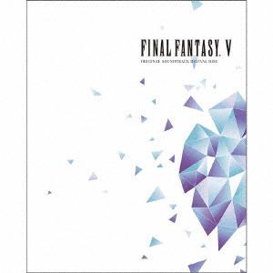 FINAL FANTASY V ORIGINAL SOUNDTRACK REVIVAL DISC(映像付サントラ/Blu-ray Disc Music)