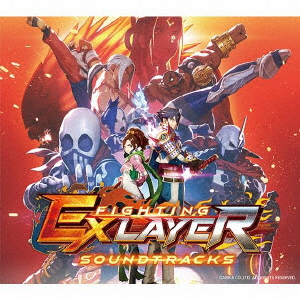 FIGHTING EX LAYER Soundtracks(DVD付)