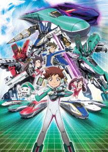 新幹線変形ロボ シンカリオンBlu-ray BOX2(通常版)(Blu-ray Disc)