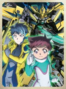 新幹線変形ロボ シンカリオンBlu-ray BOX3(通常版)(Blu-ray Disc)
