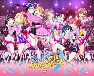 ラブライブ!サンシャイン!! Aqours 3rd LoveLive! Tour~WONDERFUL STORIES~Blu-ray Memorial BOX(完全生産限定)(Blu-ray Disc)
