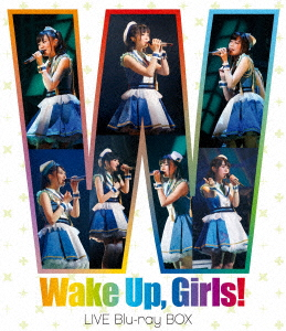 Wake Up,Girls! LIVE Blu-ray BOX(Blu-ray Disc)
