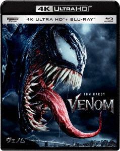 ヴェノム(初回生産限定版)(4K ULTRA HD+ブルーレイ)