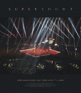 SUPER JUNIOR/SUPER JUNIOR WORLD TOUR SUPER SHOW7 in JAPAN(Blu-ray Disc)