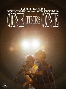 コブクロ/KOBUKURO WELCOME TO THE STREET 2018 ONE TIMES ONE FINAL at 京セラドーム大阪(初回生産限定盤)(Blu-ray Disc)
