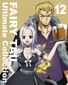 FAIRY TAIL -Ultimate collection- Vol.12(Blu-ray Disc)