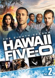 Hawaii Five-0 シーズン8 DVD-BOX Part2
