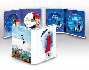 メリー・ポピンズ:2ムービー・コレクション ブルーレイ+DVDセット(数量限定商品)
