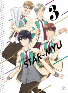スタミュ(第3期) 第3巻(初回限定版)(Blu-ray Disc)