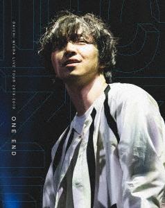 三浦大知/DAICHI MIURA LIVE TOUR ONE END in 大阪城ホール(Blu-ray Disc)