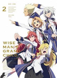 賢者の孫 第2巻(Blu-ray Disc)