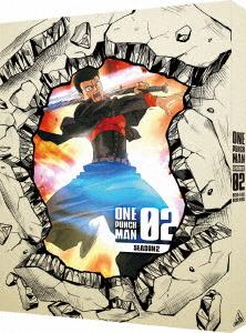 ワンパンマン SEASON 2 第2巻(特装限定版)(Blu-ray Disc)