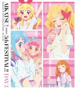 アイカツ!シリーズ 5thフェスティバル!! Day2(Blu-ray Disc)