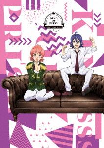 「KING OF PRISM -Shiny Seven Stars-」第3巻(Blu-ray Disc)