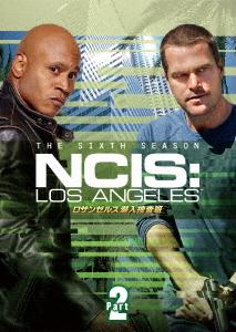 ロサンゼルス潜入捜査班~NCIS:Los Angeles シーズン6 DVD-BOX Part2