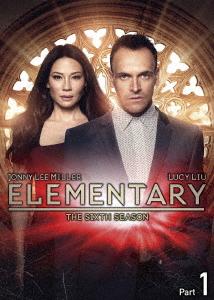 エレメンタリー ホームズ&ワトソン in NY シーズン6 DVD-BOX Part1