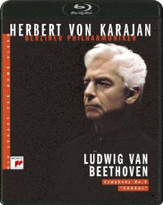 カラヤン/カラヤンの遺産 ベートーヴェン:交響曲第9番「合唱」(Blu-ray Disc)