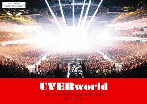 "UVERworld/ARENA TOUR 2018 at Yokohama Arena ""KING'S PARADE"""