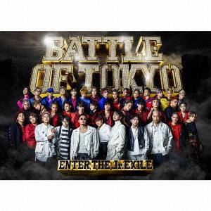 GENERATIONS/RAMPAGE/FANTASTICS/BALLISTIK BOYZ from EXILE TRIBE/BATTLE OF TOKYO ~ENTER THE Jr.EXILE~(初回生産限定盤)(Blu-ray Disc付)