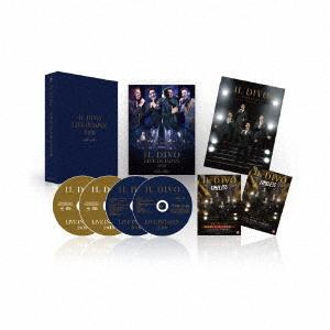 イル・ディーヴォ/ライヴ・アット・武道館2018(デラックス・エディション)(完全生産限定盤)(DVD+Blu-ray Disc付)