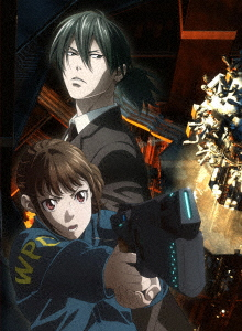 PSYCHO-PASS サイコパス Sinners of the System Case.1 罪と罰(Blu-ray Disc)