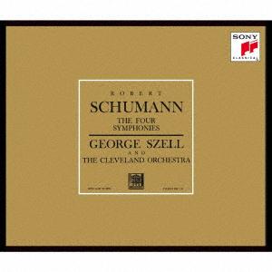 セル/シューマン:交響曲全集、メンデルスゾーン:交響曲第4番「イタリア」&真夏の夜の夢(完全生産限定盤)