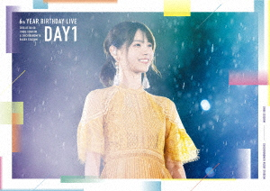 乃木坂46/6th YEAR BIRTHDAY LIVE Day1(通常盤)(Blu-ray Disc)