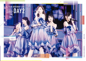 乃木坂46/6th YEAR BIRTHDAY LIVE Day2(通常盤)(Blu-ray Disc)
