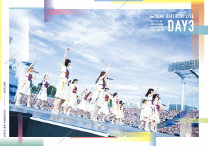 乃木坂46/6th YEAR BIRTHDAY LIVE Day3(通常盤)(Blu-ray Disc)