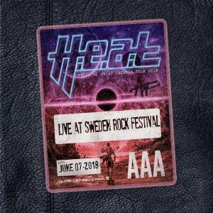 H.E.A.T/ライヴ・アット・スウェーデン・ロック・フェスティヴァル