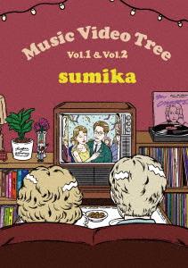 sumika/Music Video Tree Vol.1 & Vol.2(Blu-ray Disc)