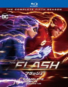 THE FLASH/フラッシュ<フィフス・シーズン>コンプリート・ボックス(Blu-ray Disc)